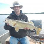 Dwight Moen Walleye Fishing
