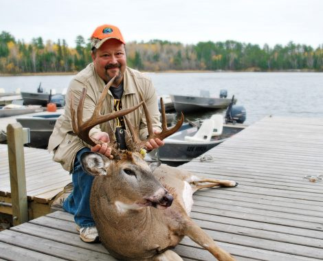 Ontario Hunting Trips Lake of the Woods